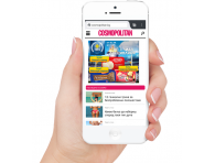 Mobile advertising in m.cosmopolitan.bg