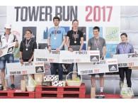 Tower run – вертикална граница